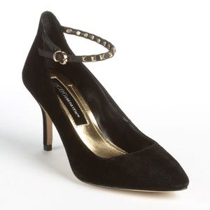 BCBGeneration Zyla Suede Pumps